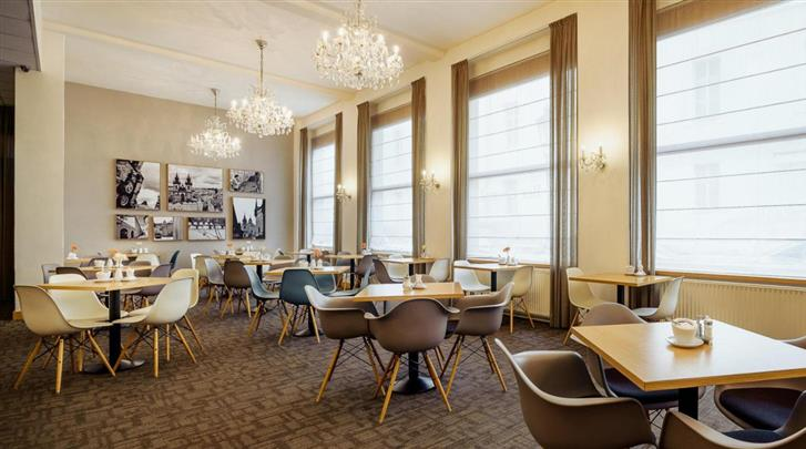 Praag, Hotel Central, Restaurant