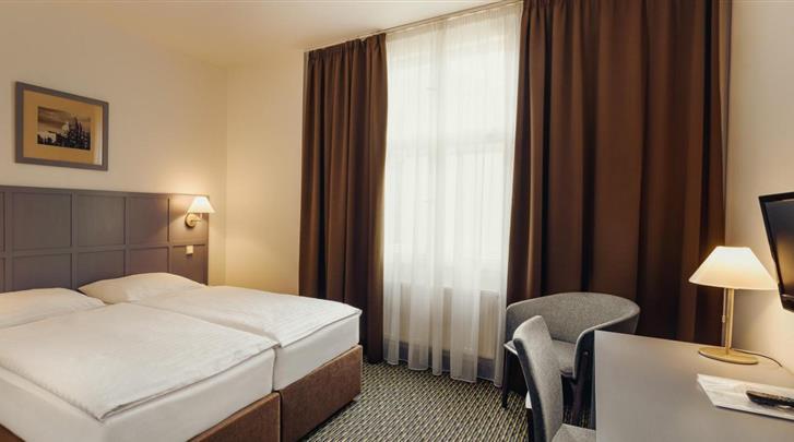 Praag, Hotel Central, Superior kamer