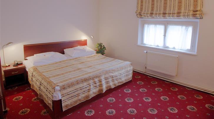 Praag, Hotel City Inn, Standaard kamer