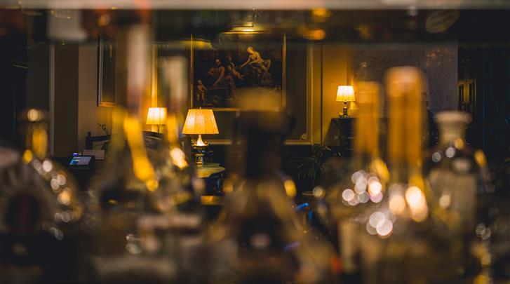 Praag, Hotel Esplanade, All Day Café