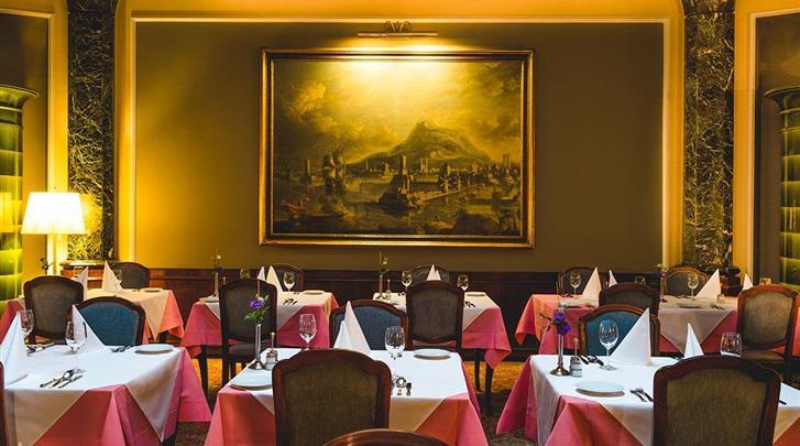 Praag, Hotel Esplanade, Restaurant