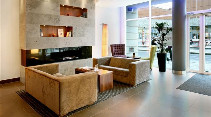 Praag, Hotel Jurys Inn Prague, Lobby