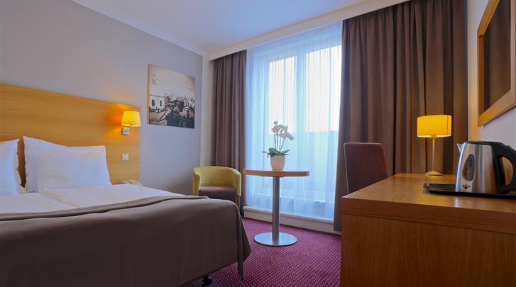 Praag, Hotel Jurys Inn Prague, Standaard kamer