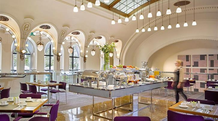 Praag, Hotel K+K Central, Restaurant