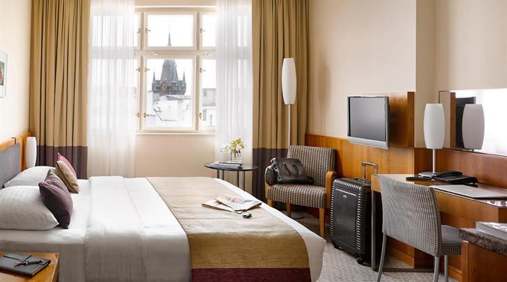 Praag, Hotel K+K Central, Standaard kamer