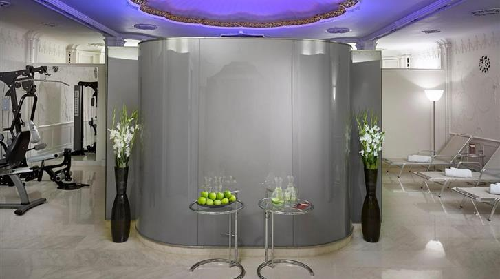 Praag, Hotel K+K Central, Wellness-ruimte