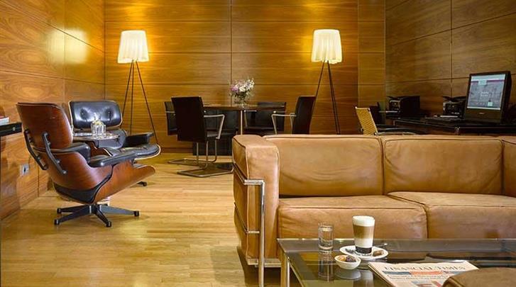Praag, Hotel K+K Fenix, Lobby