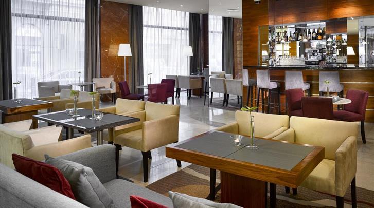 Praag, Hotel K+K Fenix, Restaurant