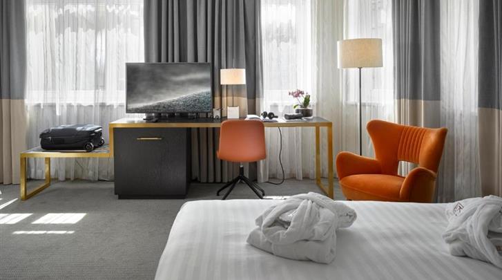 Praag, Hotel K+K Fenix, Urban kamer