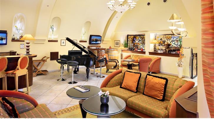 Praag, Hotel Lindner Prague Castle, Lobby