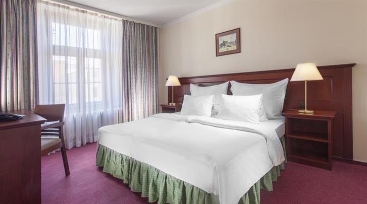 Praag, Hotel Lunik, Standaard kamer
