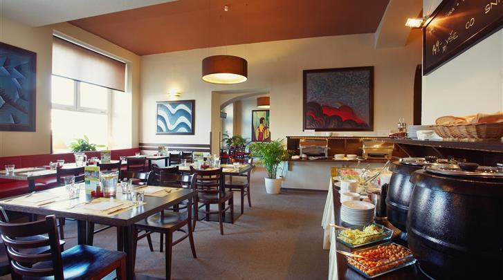 Praag, Hotel Merkur, Restaurant