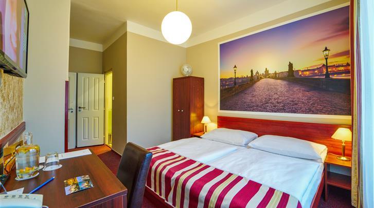 Praag, Hotel Metropolitan Old Town, Standaard kamer