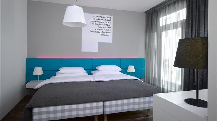 Praag, Hotel Moods Prague, Standaard kamer