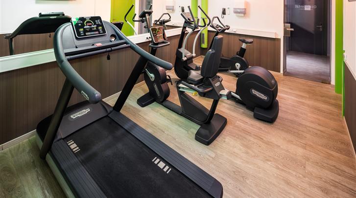 Praag, Hotel Occidental Praha, Fitnessruimte