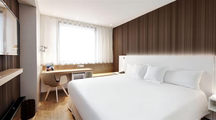 Praag, Hotel Occidental Praha, Standaard kamer