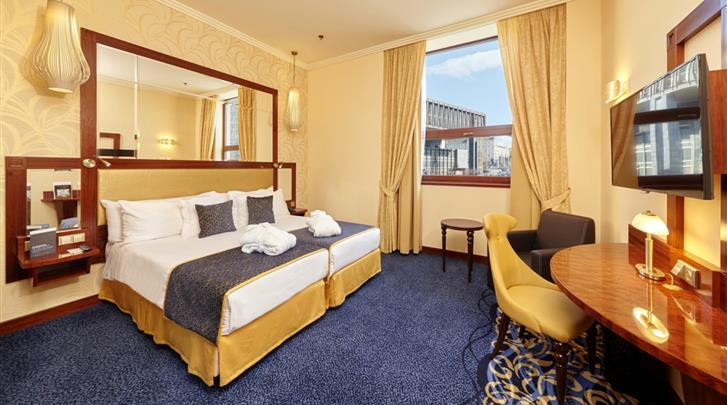 Praag, Hotel Occidental Praha Wilson, Superior kamer