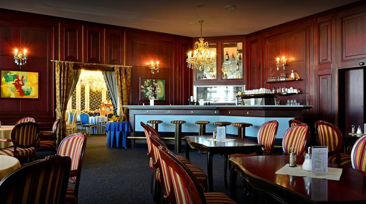Praag, Hotel Olympik, Hotelbar