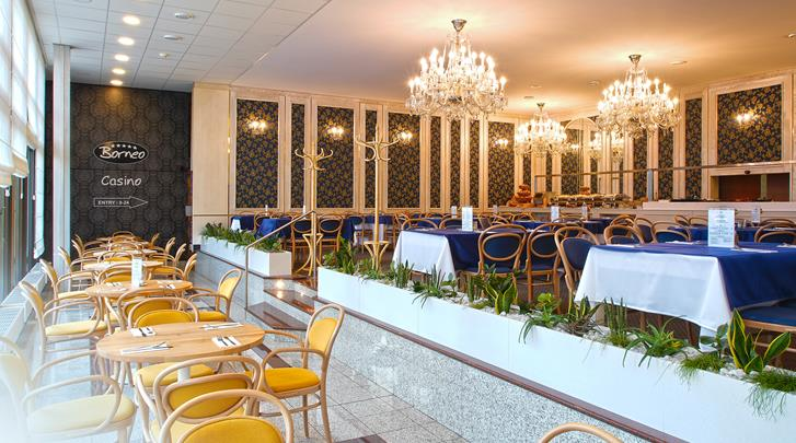 Praag, Hotel Olympik, Restaurant