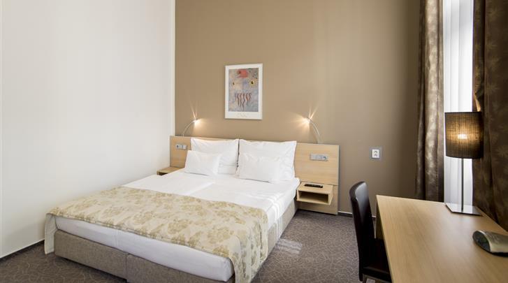 Praag, Hotel Pav, Standaard kamer