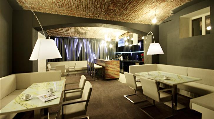 Praag, Hotel Pure White, Hotelbar