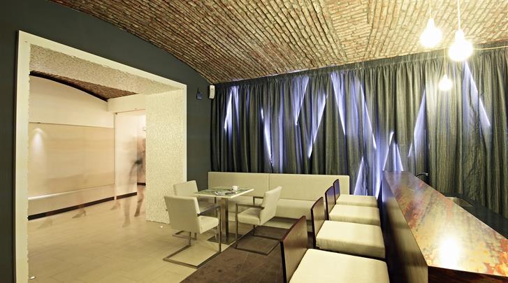 Praag, Hotel Pure White, Lobby