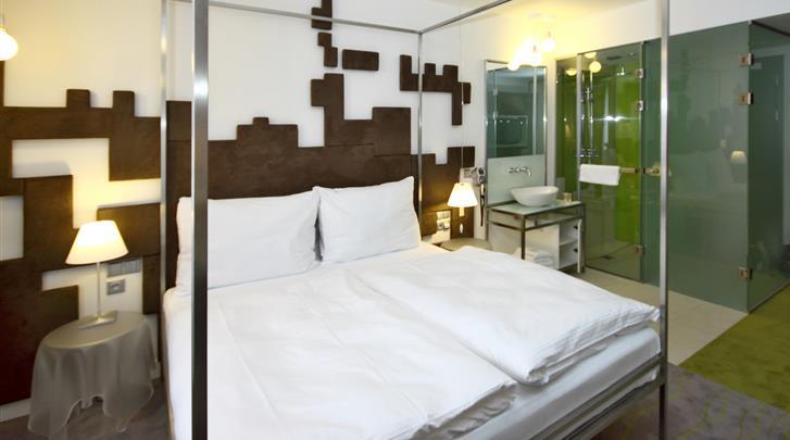 Praag, Hotel Pure White, Standaard kamer
