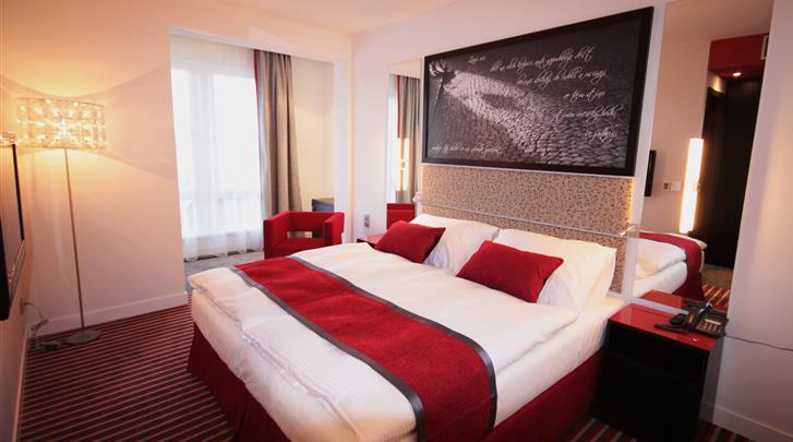 Praag, Hotel Red & Blue Design, Standaard kamer