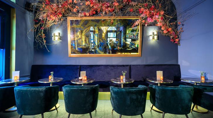 Praag, Hotel Rott, Restaurant