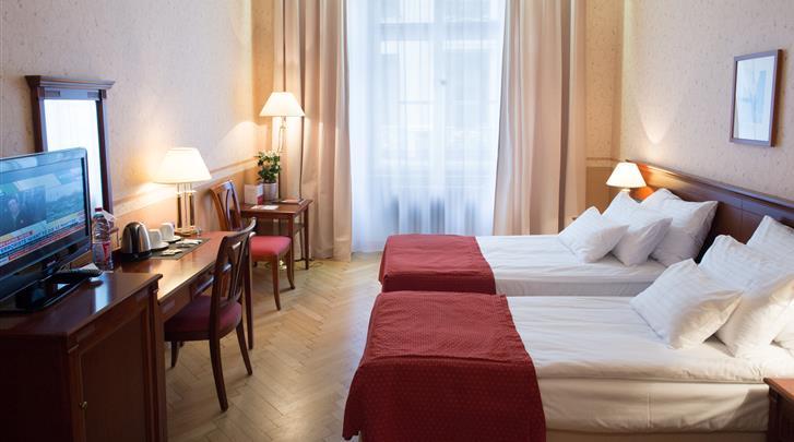 Praag, Hotel Rott, Standaard kamer