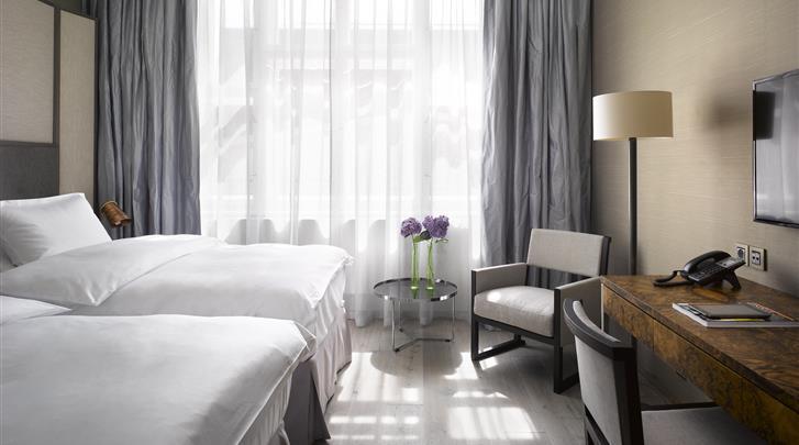 Praag, Hotel The Emblem