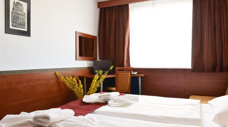 Praag, Hotel Tristar