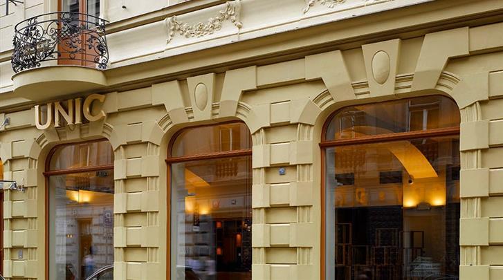 Praag, Hotel Innside by Melia Prague Old Town, Façade hotel