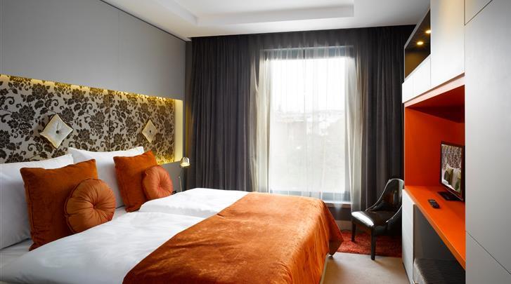 Praag, Hotel Unic