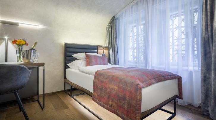 Praag, Hotel Waldstein, Eénpersoonskamer