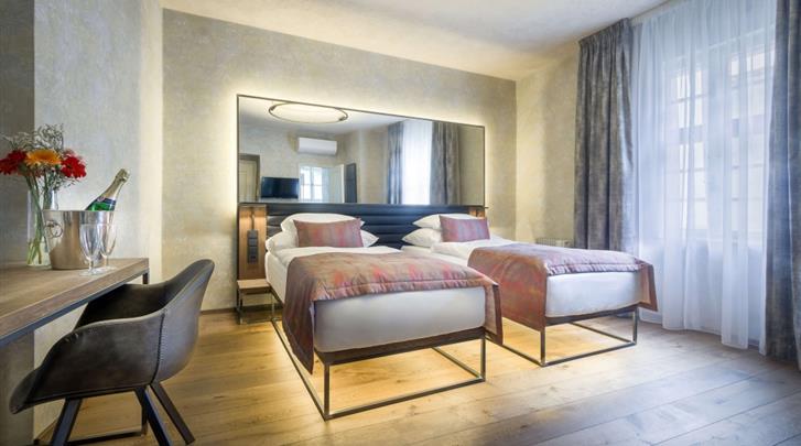 Praag, Hotel Waldstein, Standaard kamer