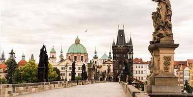 Praag, Karelsbrug