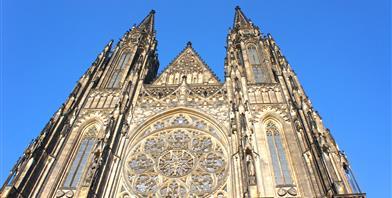 Praag, Sint Vituskathedraal