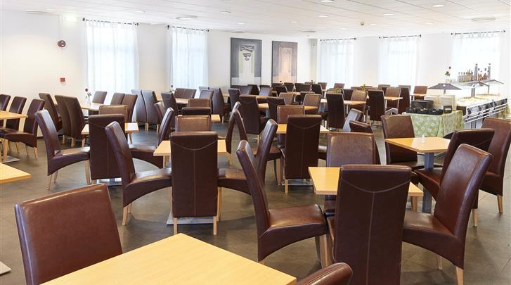 Reykjavik, Hotel Cabin, Restaurant
