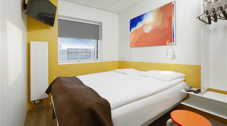 Reykjavik, Hotel Cabin, Standaard kamer