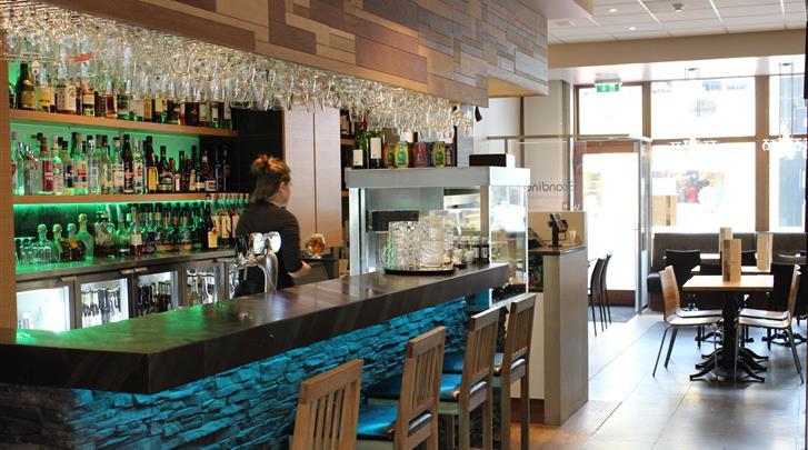 Reykjavik, Hotel Fron, Hotel bar