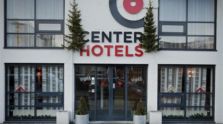 Reykjavik, Hotel Plaza