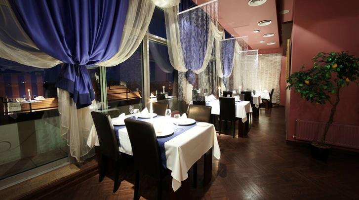 Riga, City Hotel Teater, Restaurant