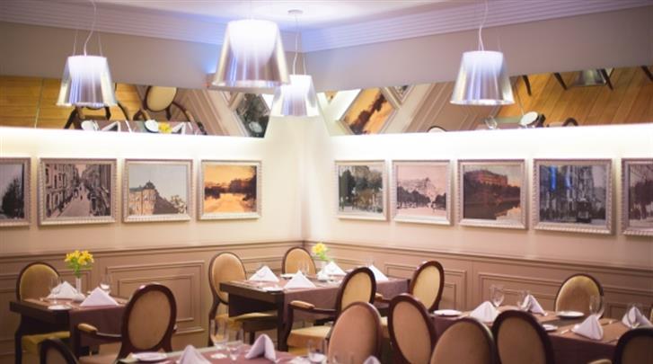 Riga, Hotel Opera, Restaurant