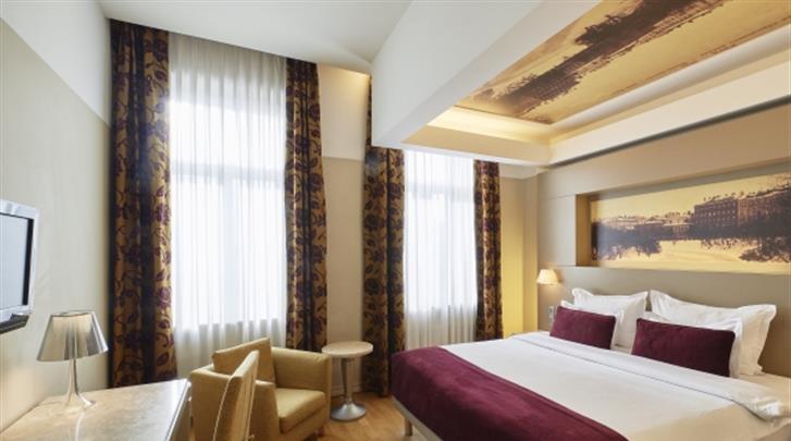 Riga, Hotel Opera, Standaard kamer