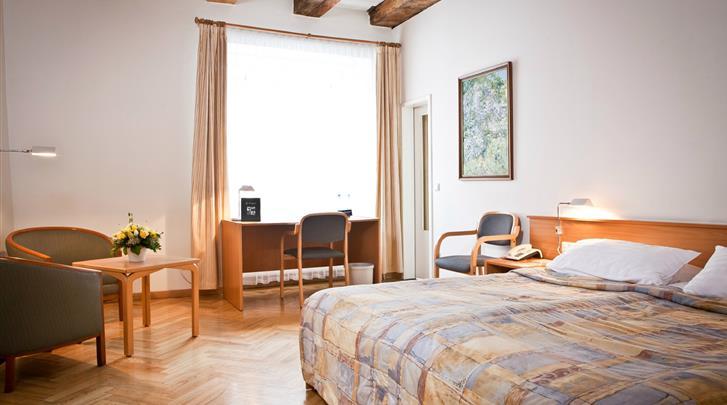 Riga, Hotel Rixwell Konventa Seta, Standaard kamer