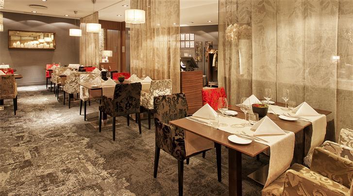 Riga, Hotel Tallink Riga, Restaurant
