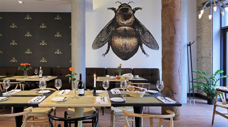 Riga, Hotel Wellton Centrum, Restaurant