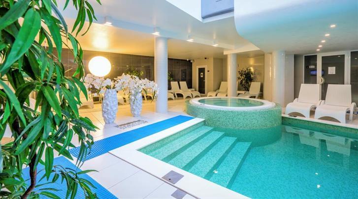 Riga, Hotel Wellton Centrum, Spa