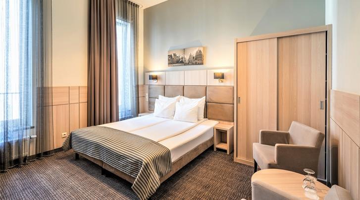 Riga, Hotel Wellton Centrum, Standaard kamer